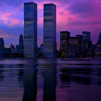 Remembering The World Trade Center - Photographs