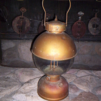Coleman Arc Lantern 