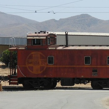 Let's Go Ride in a Caboose