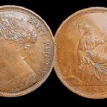 "British ""bun pennies"" - World Coins"