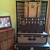 5 Malle French Trunk stack and one on the side