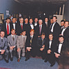 Boston Bruins retirement  dinner for Reggie Lemelin 1995
