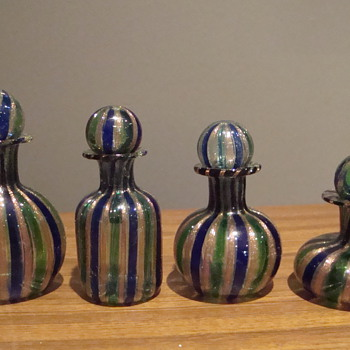 Murano perfume set from when?