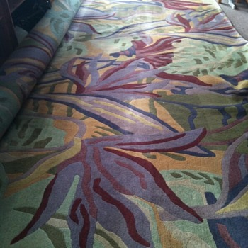 Indich Hawaiian Custom Rug