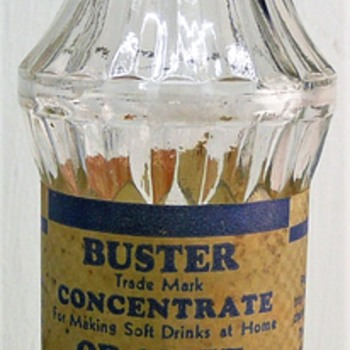 Buster Cola Company - Bottles