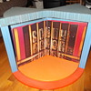 Sonny & Cher Theatre playset. Mego 1978.