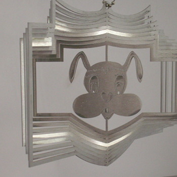 Bugs Bunny Metal Art