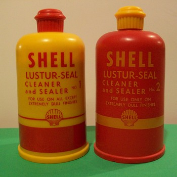 Shell Lustur Seal