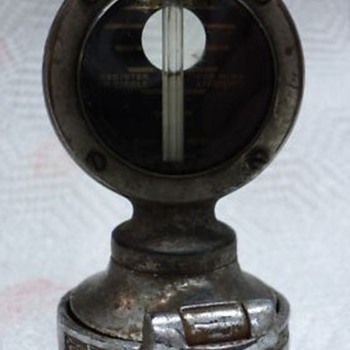 Boyce Moto-Meter and Mascot Radiator Cap