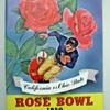 Vintage Football Programs