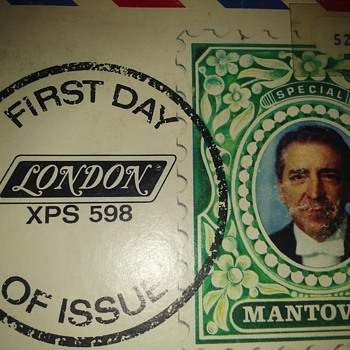 Mr. Mantovani.... - Records