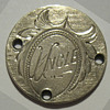 1883 Dime Love Token &quot;Uncle&quot;