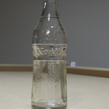 """No cafeen""  bottle - Bottles"