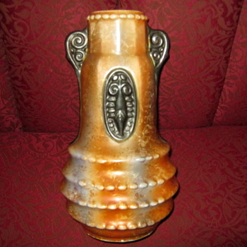 Art Deco Vase 10&quot; inch