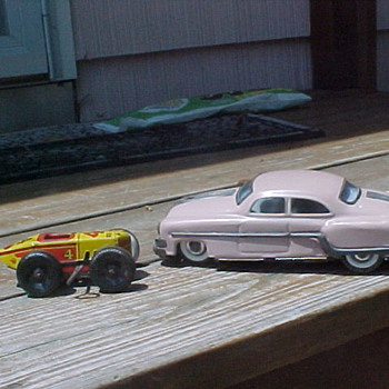 Some neat Friction cars I just got First Ones !!!!