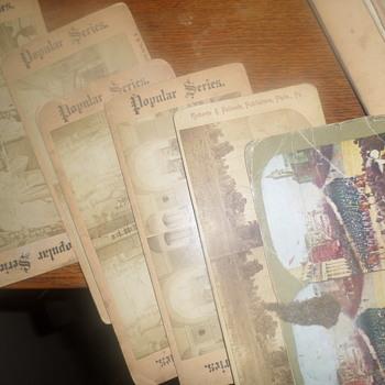 postcards?