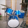 1966 Blue Sparkle Ludwig Kit