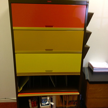 TAB Filing Cabinet