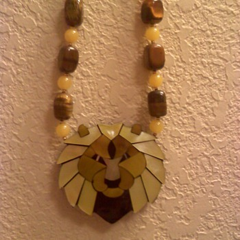 Tiger Eye  - Costume Jewelry