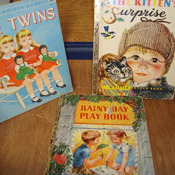 Various childrens books - Books