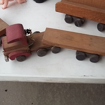 HOMEMADE TRUCKS - Model Cars
