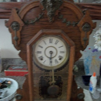 My Grandfather&#039;s Clock-Seth Thomas works! - Clocks