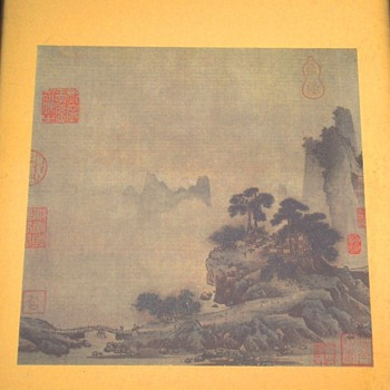 Hostelry  In the Mountains Sung Dynasty-Freer Gallery-Washing D.C. - Posters and Prints