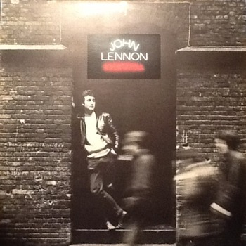Rock 'n' Roll LP from John Lennon