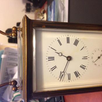 My Dad's Favorite Clock