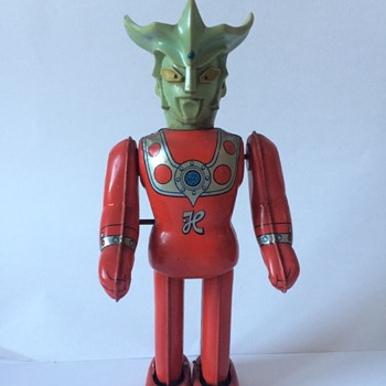 Unknown Bullmark Alien???? - Toys