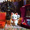 """I Will Now Win the LOTTERY"" With Chinese lucky Cat!!  And more!!"