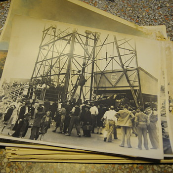 1940 World Fair NYC..