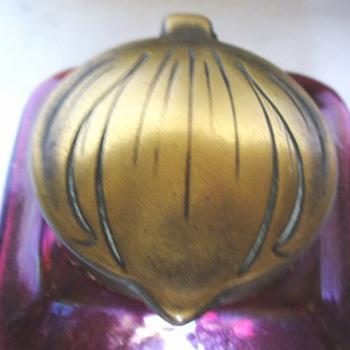 KRALIK INWELL TOPS - Art Nouveau