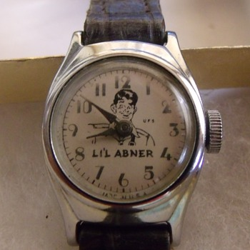 Li'l Abner Wrist Watch - Wristwatches