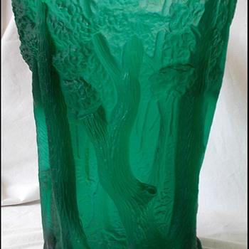 BAROLAC  Forest Vase