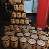 Archer oil cans