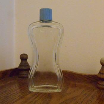 Woman's Cologne Bottle