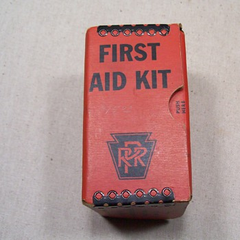 PRR first aid kit