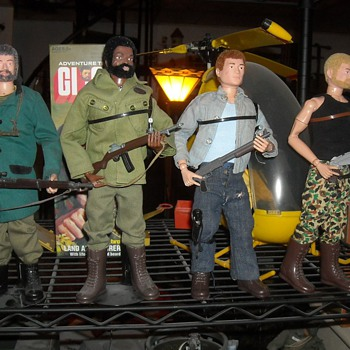 GI Joe Club Exclusive Figures - Toys