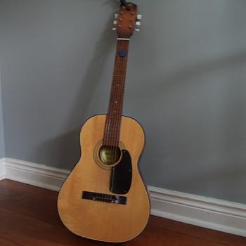 Mini Guitar Winston