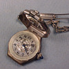 Antique Art Deco Wind Watch Pre-1920