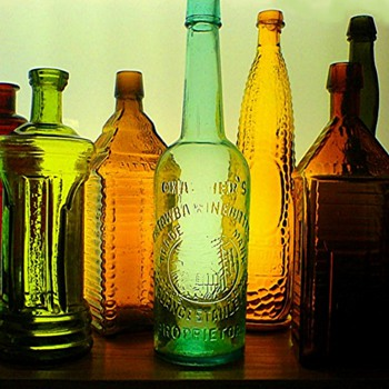 Nice Colors.. - Bottles
