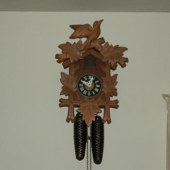 8 Day Cuckoo Clock - Clocks