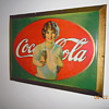 1926 Coca-Cola Tin Sign, 8 1/2&quot; x 11&quot;