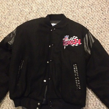 Walter Payton Team 34 Racing Jacket