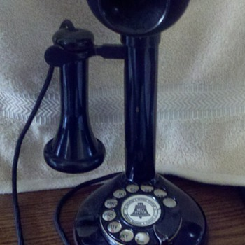 Candlestick Phone - Telephones