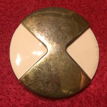 De-Coven 'turn the tide' brooch ;)