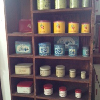 children's canister collection