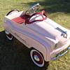 Murray Champion Pink Pedal Car.