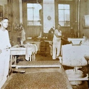 Antique Mystery Occupational Cabinet Photo #2 - Photographs